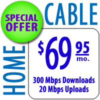 Home Cable 300 - Special Offer