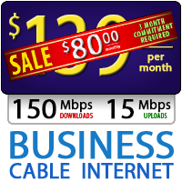 Business Cable 150