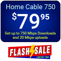 Home Cable 750 - Flash Sale